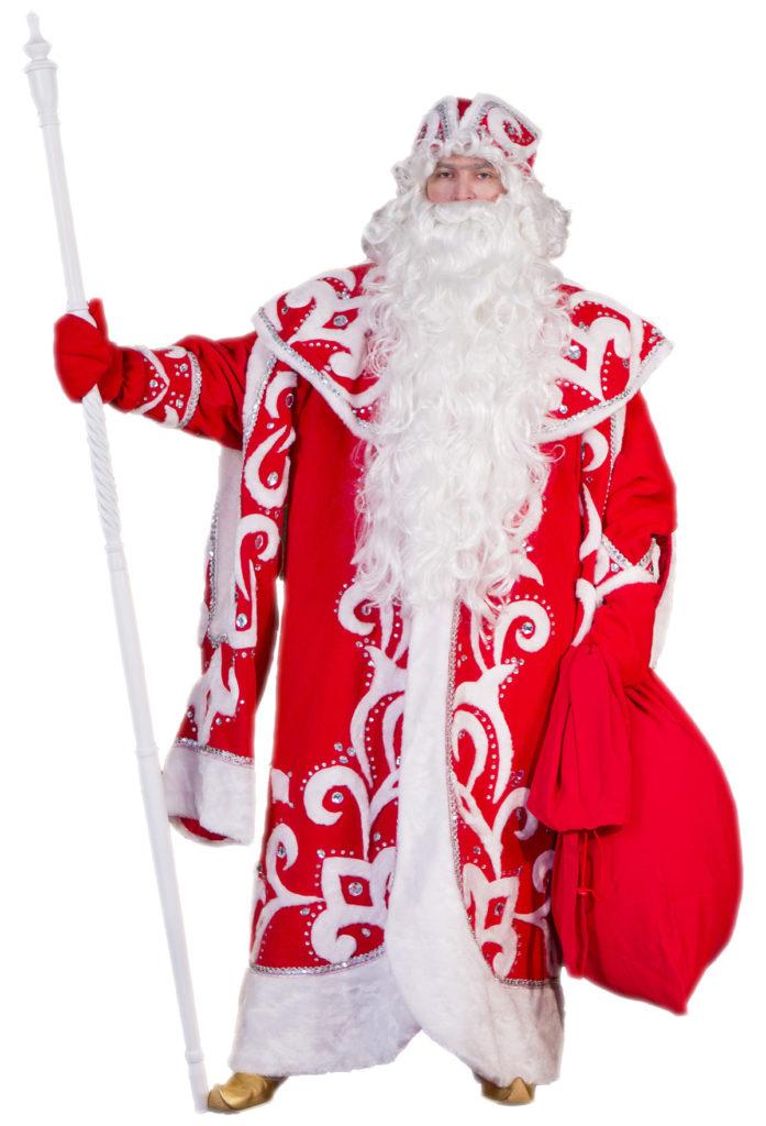 Аксессуары Деда Мороза